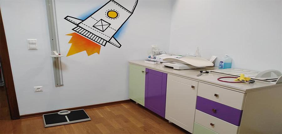 ΜΠΑΚΑΤΣΕΛΟΥ  ΑΙΚΑΤΕΡΙΝΗ - φωτογραφία από το ιατρείο