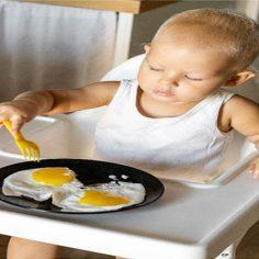 Αβγό για μωρά: Όσα πρέπει να γνωρίζετε cover image