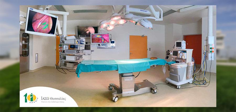Χειρουργική Αίθουσα του μέλλοντος στο ΙΑΣΩ Θεσσαλίας article cover image