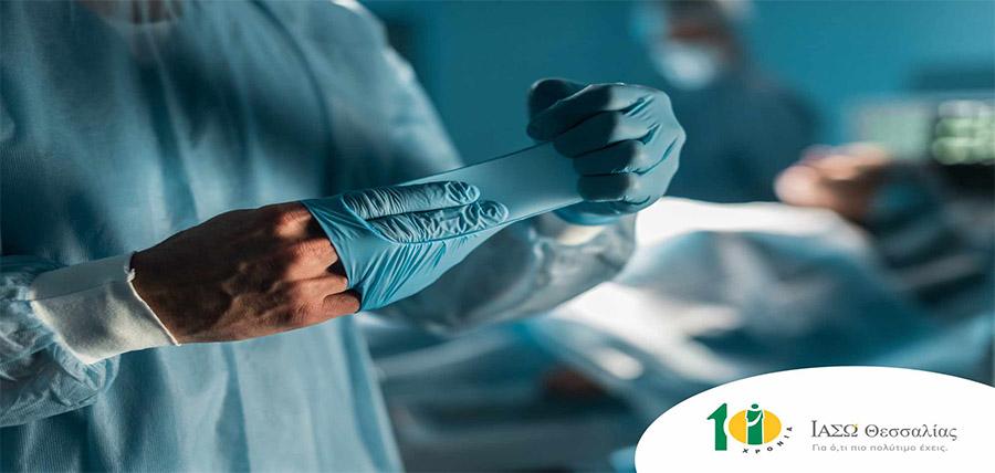 Λαπαροσκοπική χαμηλή πρόσθια εκτομή εντέρου στο ΙΑΣΩ Θεσσαλίας article cover image