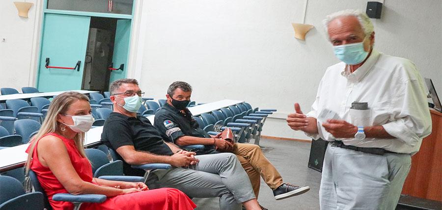 Ενδιαφέρουσες ομιλίες από την Πνευμονολογική Κλινική article cover image