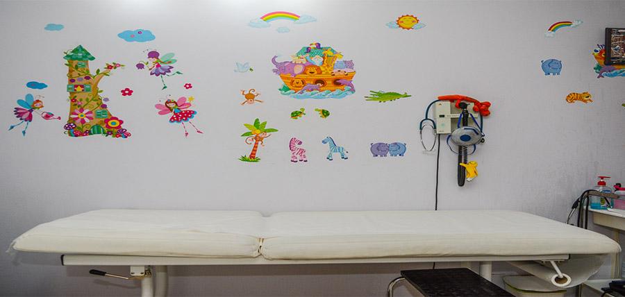 ΚΑΜΠΑΝΙ  ΤΑΡΕΚ  ΜΙΧΑΛΗΣ - φωτογραφία από το ιατρείο