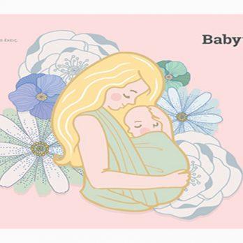 Babywearing: Φορώντας το μωρό σου! cover image