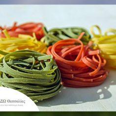 Παγκόσμια Ημέρα Ζυμαρικών -Τα έτρωγαν από την αρχαιότητα και τα ονόμαζαν «λάγανον» cover image