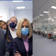 Ο Πρωθυπουργός στα εγκαίνια των 50 νέων κλινών Μ.Ε.Θ (VIDEO) cover image