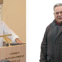 Βουλευτές – γιατροί ρίχνονται στη μάχη του κορονοϊού cover image