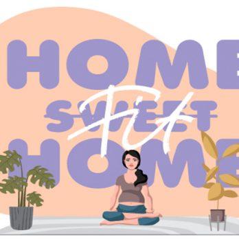 Online μαθήματα Pilates για εγκύους & μαμάδες μετά τον τοκετό cover image