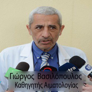 Γ. Βασιλόπουλος: Πάμε σε σκληρότερο lockdown μετά τις γιορτές cover image