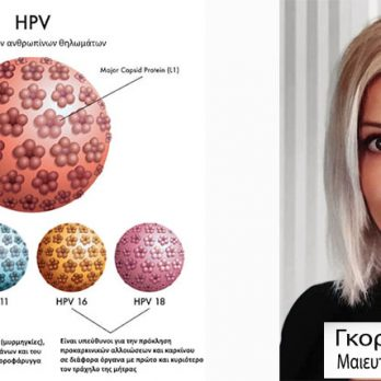 ΛΑΘΗ ΣΤΗ ΘΕΡΑΠΕΙΑ ΚΑΙ ΣΤΗΝ ΕΝΗΜΕΡΩΣΗ ΑΣΘΕΝΩΝ ΜΕ HPV ΛΟΙΜΩΞΗ cover image