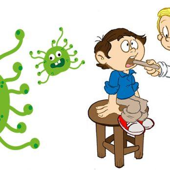 Κορονοϊός: Πολυσυστηματικό Φλεγμονώδες Σύνδρομο στα Παιδιά cover image