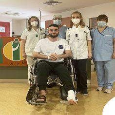 Ένας «Άγγλος ασθενής» στο ΙΑΣΩ Θεσσαλίας cover image