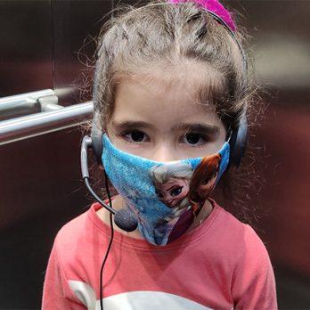 Τα συμπτώματα που δείχνουν ότι τα παιδιά έχουν μολυνθεί με κορονοϊό cover image