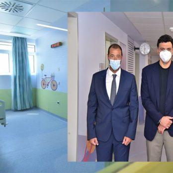 ΚΙΚΙΛΙΑΣ: Εγκαινιάσαμε την Ουρολογική-Πλαστική Χειρουργική Μονάδα και τη ΜΕΘ Νεογνών cover image