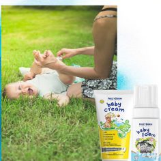 FREZYDERM –  BABY CREAM & BABY FOAM cover image