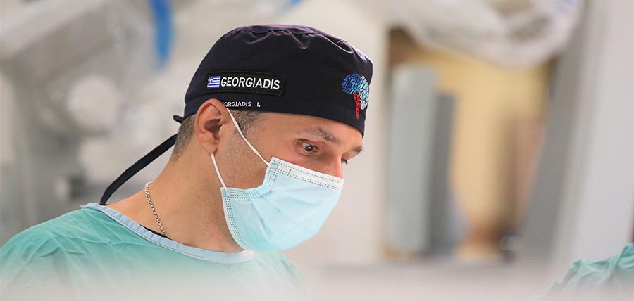 Η Α' Νευροχειρουργική Κλινική του ΙΑΣΩ Θεσσαλίας αντιμέτωπη με μια νέα πρόκληση που στέφθηκε με απόλυτη επιτυχία! article cover image