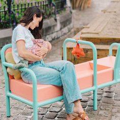 ΒΕΛΓΙΟ:Το πρώτο παγκάκι θηλασμού cover image