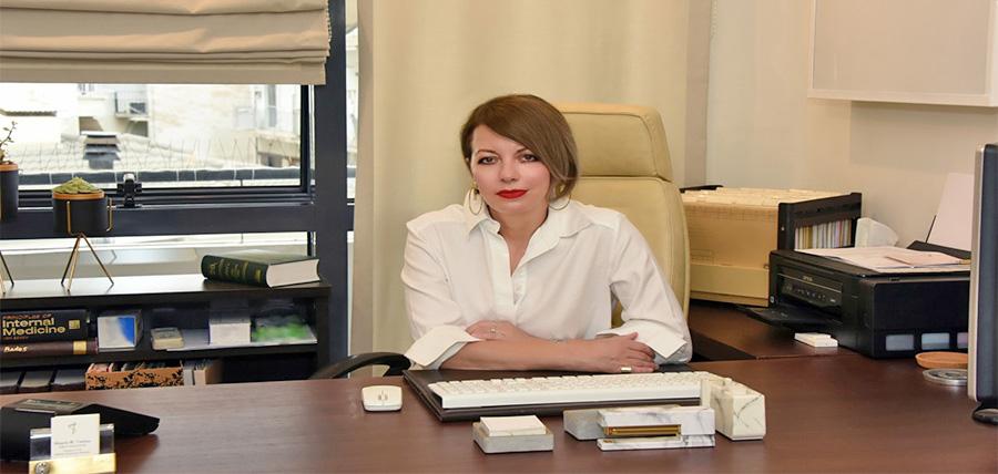 ΓΟΥΤΟΥ ΜΑΡΙΑ - φωτογραφία από το ιατρείο
