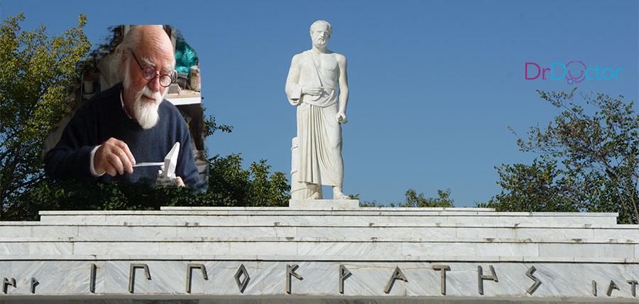 """""""Εφυγε"""" ο γλύπτης του Ιπποκράτη article cover image"""