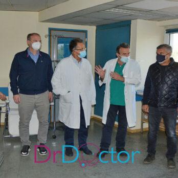 Λειτουργεί η Γαστρεντερολογική Κλινική του Γ.Ν.Λάρισας με σύγχρονο ιατροτεχνολογικό εξοπλισμό από το ΕΣΠΑ Θεσσαλίας – Αναβαθμίζεται το ΕΣΥ cover image