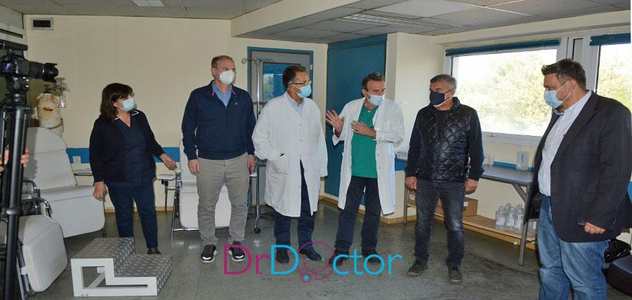 Λειτουργεί η Γαστρεντερολογική Κλινική του Γ.Ν.Λάρισας με σύγχρονο ιατροτεχνολογικό εξοπλισμό από το ΕΣΠΑ Θεσσαλίας – Αναβαθμίζεται το ΕΣΥ article cover image