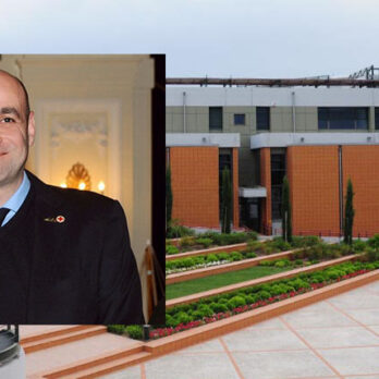 Πανεπιστήμιο Θεσσαλίας: Τελετή Αναγόρευσης προς τιμήν του Καθηγητή Επείγουσας Ιατρικής Αριστομένη Κ. Εξαδάκτυλου cover image