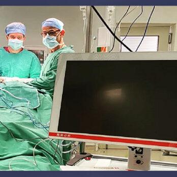 Α΄ ΩΡΛ Κλινική του ΙΑΣΩ Θεσσαλίας: Πλήρως επιτυχημένη η δύσκολη επέμβαση ολικής αφαίρεσης θυρεοειδούς αδένα cover image